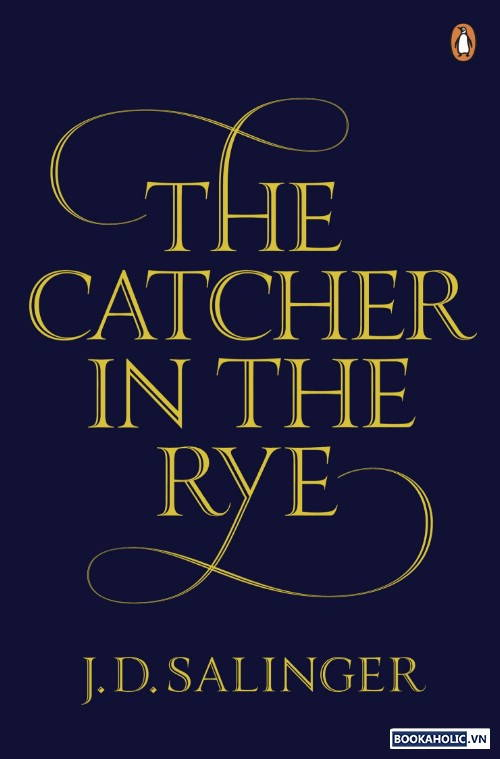 The Catcher In The Rye penguin