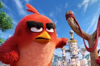 Book Hunter Angry Bird