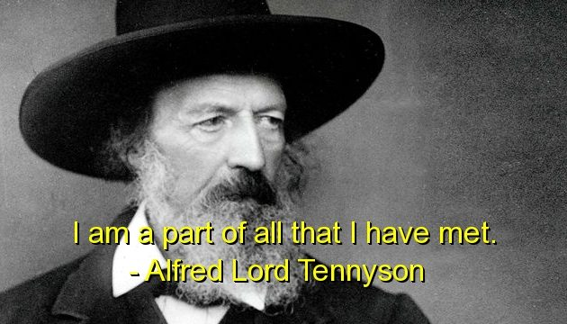 Book Hunter Alfred Lord Tennyson