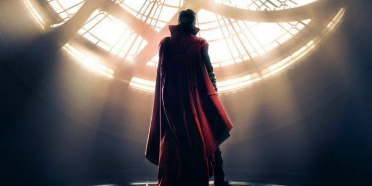 Book Hunter doctor strange